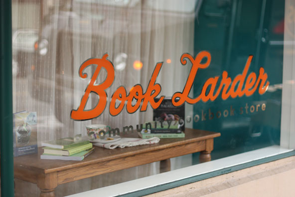 (photo via the Book Larder's website)