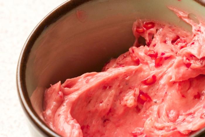 raspberry butter//wanderaven