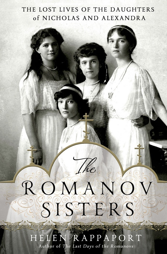 the romanov sisters//wanderaven