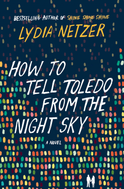 how to tell toledo from the night sky//wanderaven