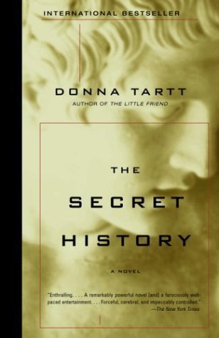the secret history//wanderaven
