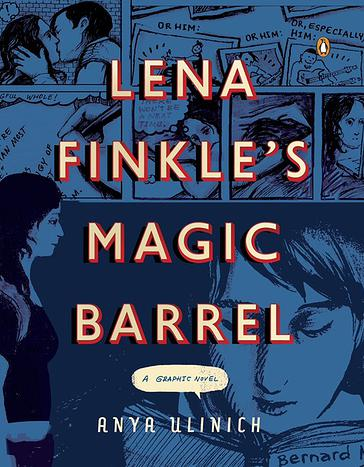 lena finkle's magic barrel//wanderaven