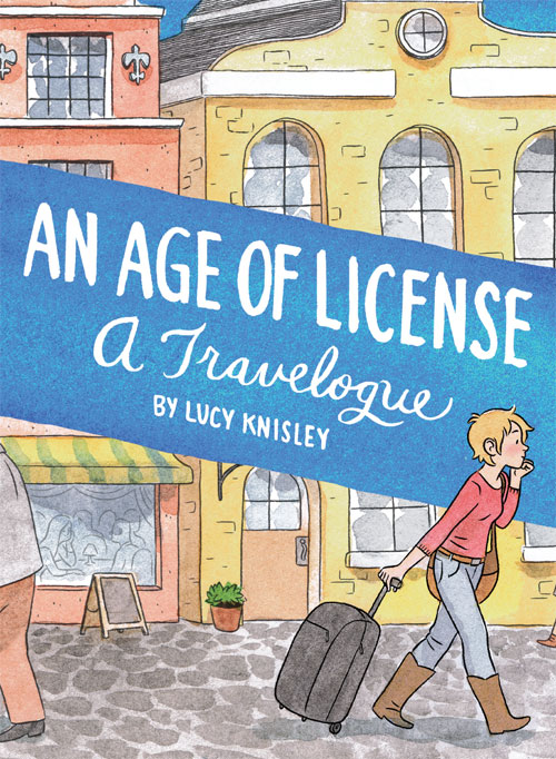 an age of license//wanderaven