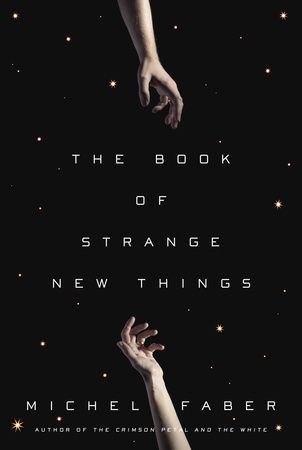 the book of strange new things//wanderaven