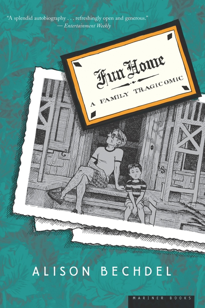 fun home (review)//wanderaven
